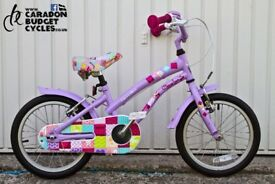 "Apollo Cherry Lane Girls 16"" Bike"