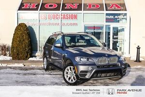 2012 BMW X5 xDrive35d * AWD * Cuir * Toit panoramique
