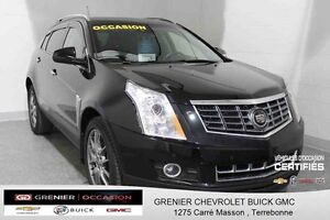 2016 Cadillac SRX AWD PREMIUM GPS TOIT PANO CUIR FULL