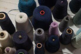 Yarn Mixed/Job lot Yarn