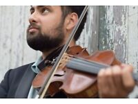 Violin Lessons in London or online