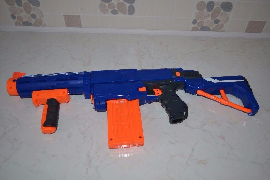 NICE NERF GUN