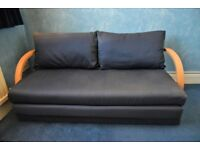 Fizz 2 Seater Fabric Sofa Bed
