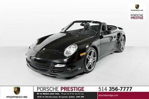 2008 Porsche 911 Turbo Cabriolet Pre-owned vehicle 2008 Porsche