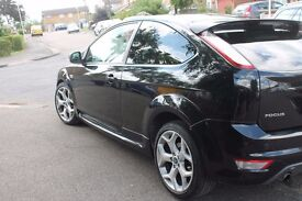 ford focus st3 not 2 or rs
