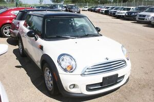 2012 MINI Cooper Leather Sunroof