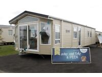 Willerby Aspen 2018 - 42x13 - 3 Bed - DG/CH Tattershall Lakes Caravan Holiday Home
