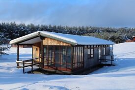 Aviemore Eco Chalet for sale