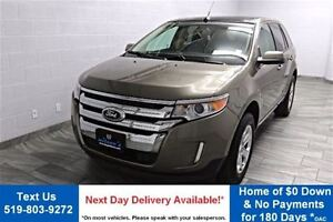 2013 Ford Edge SEL NAVIGATION! LEATHER! SUNROOF! REAR CAMERA! HE