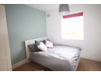 *NO AGENCY FEES TO TENANTS* Lovely double bedroom in recently refurbished, four bedroom property.