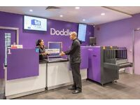 Assistant Retail Manager needed for Doddle in Birmingham - £18,000 per annum