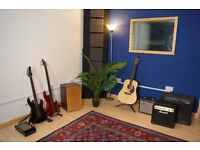 Parousia Productions recording studio - recording, production, mixing, mastering, composition & more