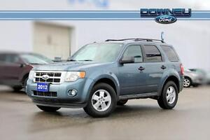 2012 Ford Escape XLT Cargo package - Fog lamps - Power driver se