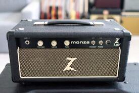DR Z Monza guitar amplifier head