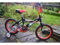 Boys Bike Mischief Avigo 16''