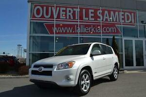 2012 Toyota RAV4 Limited open on saturdays