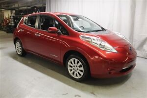 2015 Nissan LEAF S  QUICK CHARGE !!