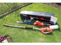 Sovereign 18v cordless hedge trimmer