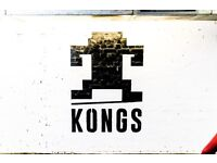 Bar management & Supervisor Positions available at Kongs Cardiff