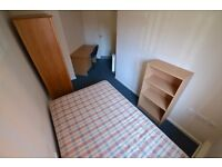 Double room to rent let flatshare Hyson Green Nottingham All bills included NO FEES Monthly contract