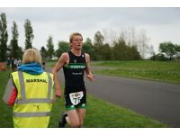 Event Work on triathlons & running races