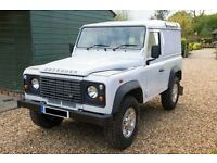 2015 Land Rover Defender Urban Truck 90 TD 2.2. Low Milage. Outstanding Condition.