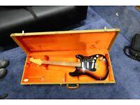 Fender SRV strat