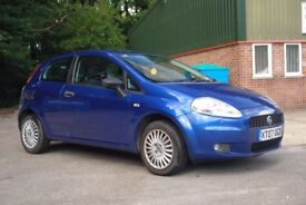 Fiat Grande Punto 1.2 Petrol *+* Part Ex To Clear *+* Priced For Quick Sale *+*