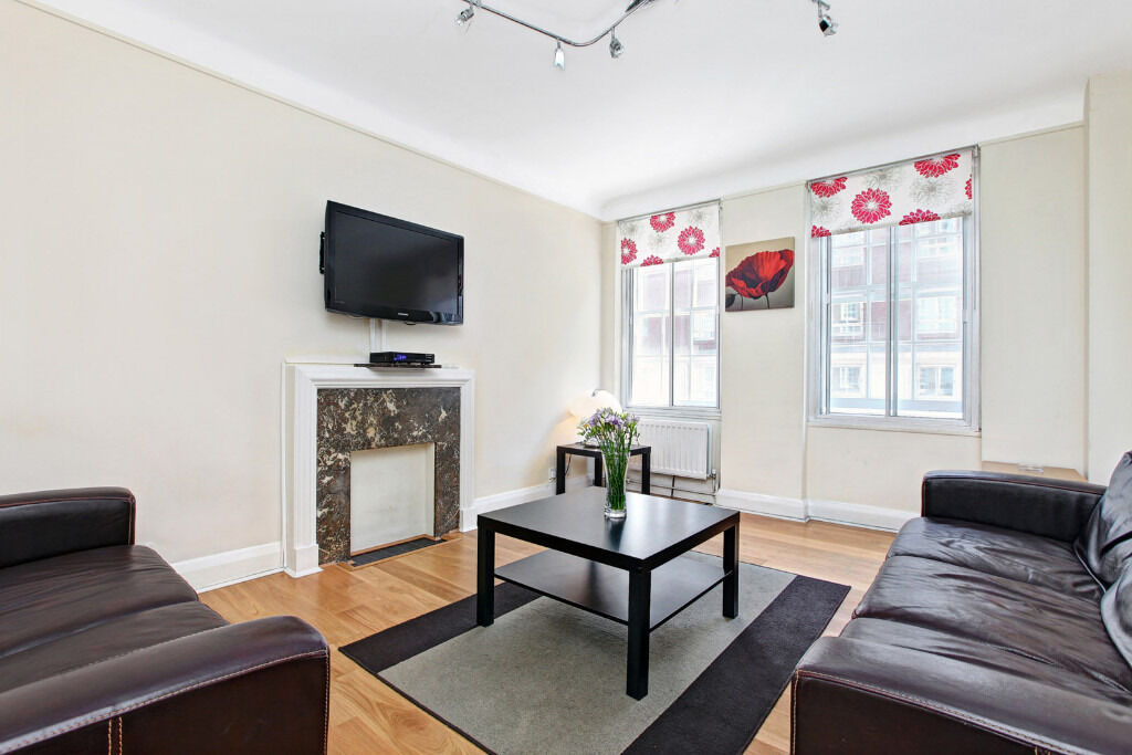 MODERN AND SPACIOUS TWO BEDROOM FLAT IN MARBLE ARCH
