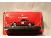 Maisto Special Edition Model Alfa Romeo Giulietta Sprint Veloce 1959