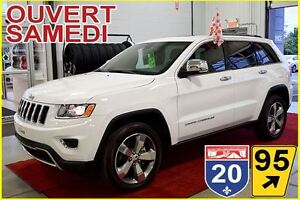 2016 Jeep Grand Cherokee Limited * TOIT * 8.4 * MAGS 20 PO *