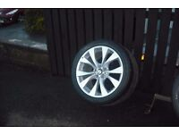 BMW X5 V SPOKE ALLOYS 20 INCH