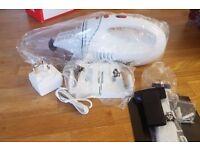 New handheld vacuum