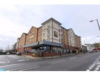 Modern Spacious Two Double Bedrooms & Two Bathrooms Flat Located in Greenford Broadway