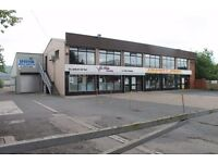 To let retail/ office space in Omagh