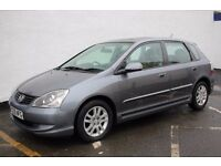 2005 Mint condition Honda Civic 1.6 i-VTEC Executive Hatchback 5dr***Automatic***3 Months warranty