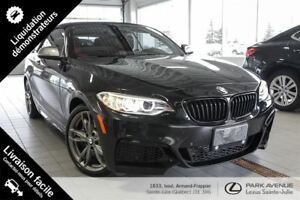 2016 BMW M235i xDrive décapotable !!