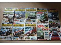 Land Rover Owner International - 10 copies from 2016