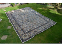 Large traditional carpet