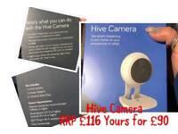 Hive Wireless Motion Audio sensor