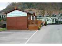 Drimsynie on Loch Goil, family holiday park with static caravans and lodges to suit every budget ...