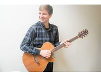 Guitar lessons with Enthusiastic Teacher | All ages/experience welcome | South-West London / Surrey