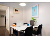 Flexible Desk Space in Great Central London Location - £5 per day