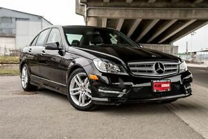2012 Mercedes-Benz C-Class C250 4MATIC  LANGLEY LOCATION 604-434