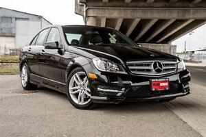 2012 Mercedes-Benz C-Class C250 4MATIC  LANGLEY LOCATION