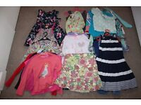Bundle of girls clothes for age 5