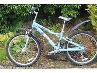 Mountain Bike 24inch Frame Dawes 'Bandit'