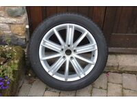 1 x VW New York/Sierra Alloy Wheel 18 inch