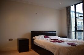 Modern two double bedroom apartment in Riverside development