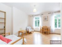 Spacious & bright with one bedroom & open plan living in Hornsey N8